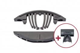 Lamello : Tenso P-14 avec fonction de pré-tension, 80 paires (sans clip de pré-tension)