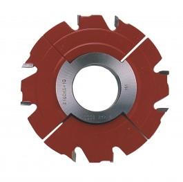 Leman : Fraise à rainer carbure extensible 5 à 9,5mm al : 50mm