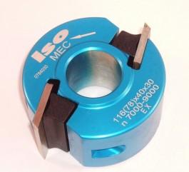 P.O. 40mm +  7 jeux de fers