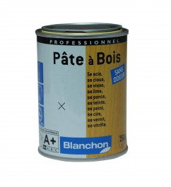 pate bois 250 gr chene blanchi produit de reparation droguerie consommables. Black Bedroom Furniture Sets. Home Design Ideas