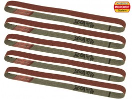 Proxxon : 5 x  bandes grain 80 pour BS/E