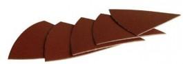 Proxxon : 25 x abrasif Delta 60V velcro grain 240