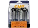 CMT : Coffret de 5 mèches SP à façonner 15-20-25-30-35 mm