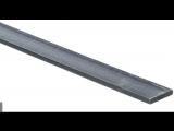 Barre acier à profiler 165 x 30 mm toupie Resch