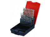 JET : Coffret de 19 forets HSS métal de 1 à 10 mm - D19GS