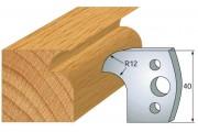 fers 40mm 005 congé-1/4 de rond r=12mm