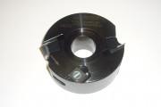 Porte outils à profiler ACIER 100 x 40 al: 30 mm - Lamage