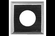 Plaquette carbure  14*14*1,2 - K30