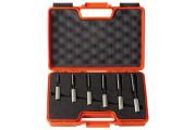 CMT :  6 mèches à mortaiser brise copeaux à gauche - Queue 13 mm