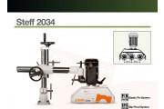 Entraineur  Maggi 2034 PRO - 380 volts pour toupie arbre 50 mm