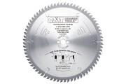 CMT : lame industrielle carbure 250 mm Z= 80 plexiglas