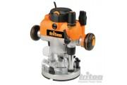 Défonceuse de précision bi-mode plongeante 1400 W Triton