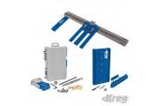 Kreg : Rip-cut + Kreg Jig R3 + Shelf Pin Jig