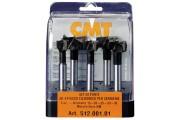 CMT : Coffret de 5 mèches carbure à façonner 15-20-25-30-35 mm