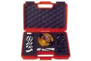 P.O. de sécurité 40mm + 7 jeux de fers / contre fers CMT