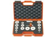CMT : Kit Maxi fraise carbure à feuillure + roulements Q = 12 mm
