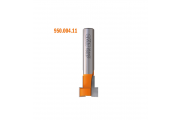CMT : Fraise carbure serrure en T 13,5 / 8,6 mm