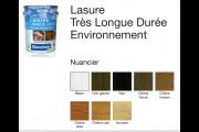 Lasure tres longue durée environnement incolore 1 L.
