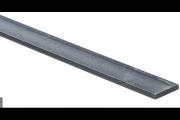 Barre acier à profiler  500 x 25mm pour arbre toupie