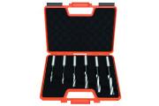 CMT :  6 mèches à mortaiser hélïcoidales à gauche - queue 16 mm