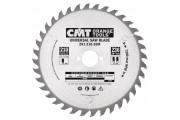 CMT : Lame carbure 160 z=40 al: 20mm - intermédiaire