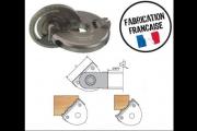 ELBE : Porte-outils multipentes inclinable + régleur