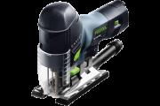 Scie sauteuse Festool CARVEX PS420 EBQ+  + lames CMT