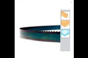 Lame ruban trempée 2550 x 6 x 0.36 NV6 - bois plastique