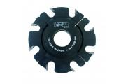 Fraise à rainer extensible de 5 à 9,5 mm Z=8 - D=120mm