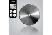 Leman : Lame carbure Dry cutter 160 mm - coupe INOX