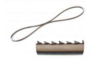 Lame ruban trempée 1400 x 10 mm  ( scheppach HBS 20 ) - Uddelholm