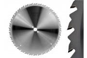Lame circulaire carbure scie a buches 450 mm Z = 36 Anti-Recul