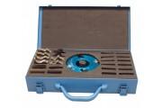 Leman - Coffret porte-outils à profiler 12 paires de fers ht 50 mm alesage 50 mm