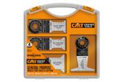 CMT : Set de 4 accessoires pour outils multifonctions
