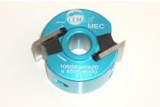 Leman ; Porte outils 40 mm al: 20 mm