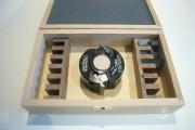Coffret P.O. à profiler 78x40 al: 30mm + 4 jeux de fers