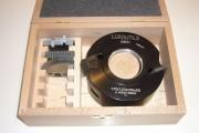 Coffret P.O. à profiler 120 x 50 al: 50mm + 4 jeux de fers