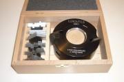 Coffret P.O. à profiler 120 x 50 al: 50mm + 7 jeux de fers