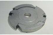 ZAK : P.O. à tenonner 180 mm ép. 20,4/40mm