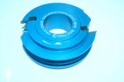 ZAK : Porte outils profil /c doucine avancement 15 mm - alesage 50 mm
