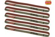 Proxxon : 5 x  bande grain 120 pour BS/E