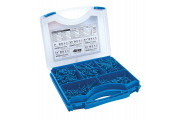 Kreg : Coffret de vis de poche KREG® Blue-Kote - 450 pièces