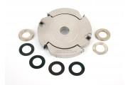 ZAK : Porte outils à tenonner 180 mm ép. 20,4 à 40 mm